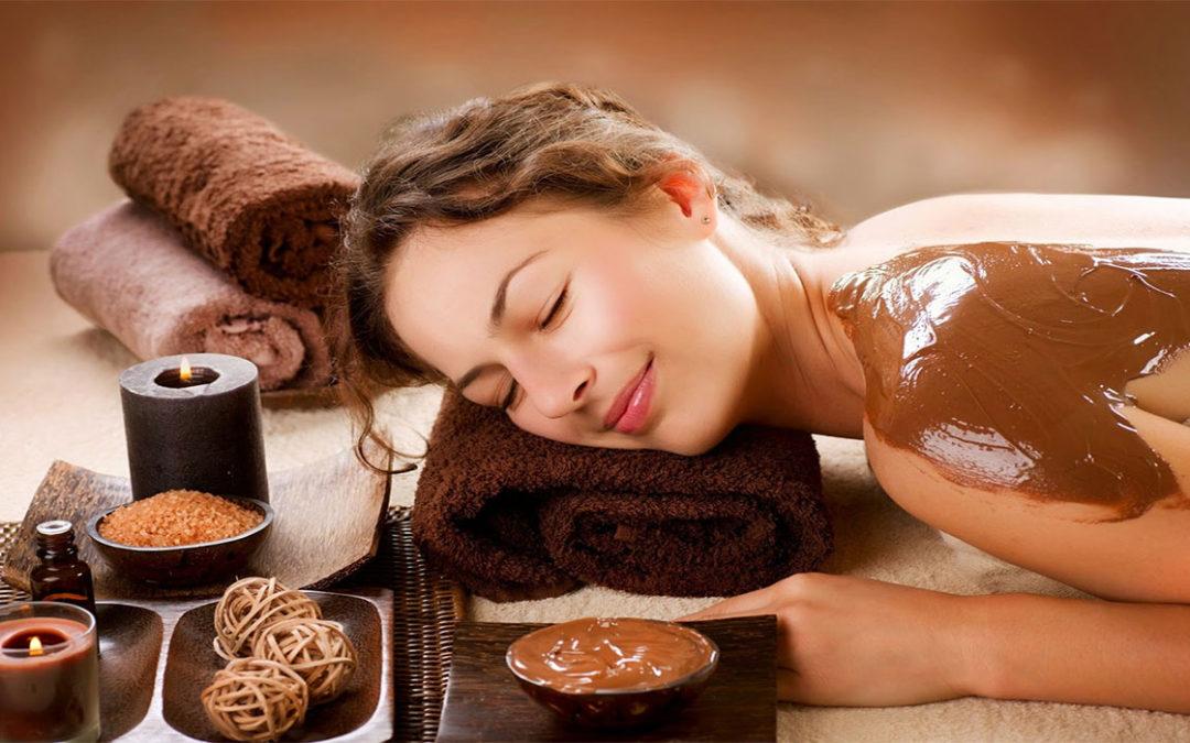Η σοκολάτα έχει την ιδιότητα να σε χαλαρώνει και μόνο με την μυρωδιά της.