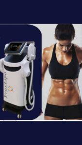 H μοναδική μη επεμβατική συσκευή παγκοσμίως που αυξάνει τη μυϊκή μάζα και ταυτόχρονα μειώνει το λίπος, που κάνει θραύση στο εξωτερικό βρίσκεται εδώ, στο Μedi Renatus